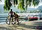 Paolo e Raffaello a Sarnico, sul lago